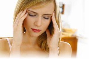 Лечение мигрени методом БРТ